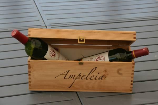 I due meravigliosi vini prodotti da Ampeleia