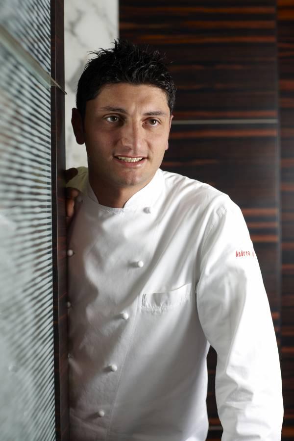 Andrea Aprea: il nuovo chef del ristorante The Park