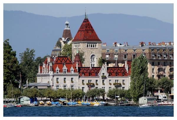 Lausanne palace e chateau d ouchy for Soggiorni da sogno